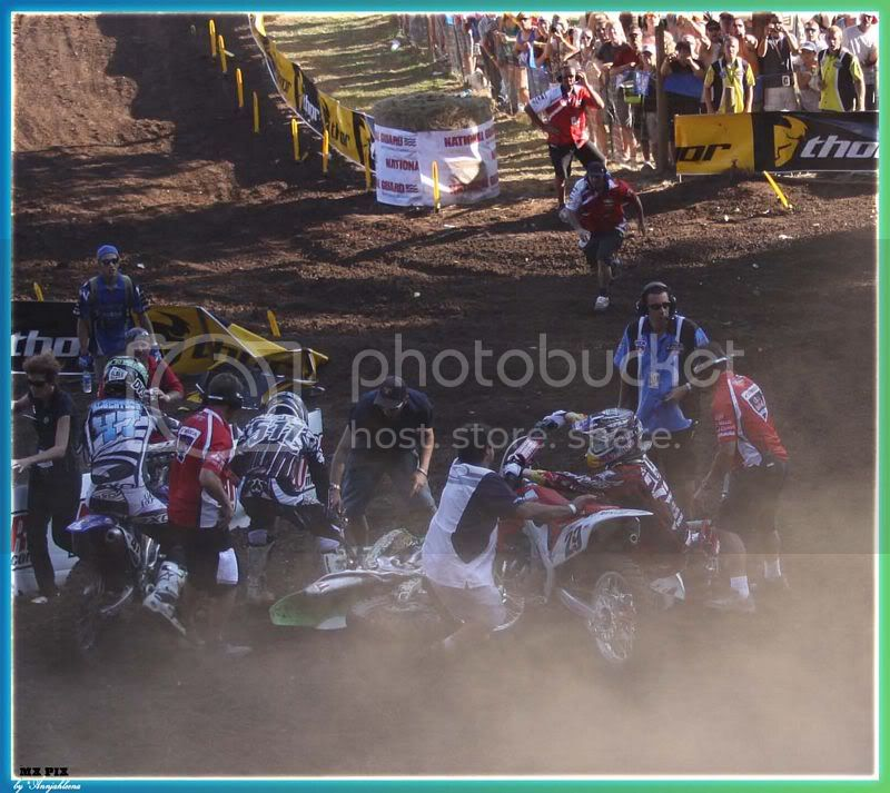 Washougal, Round 8 of the MX Nationals; My 450 Scribble - Photo 17 of 23
